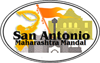 San Antonio Maharashtra Mandal Logo